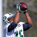 Harvin not 'perfect,' happy for chance with Jets The Associated Press