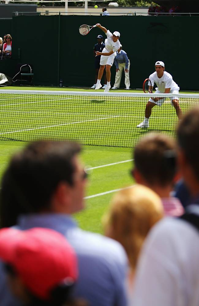Day Three: The Championships - Wimbledon 2014