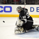 LA Kings' Quick blanks Blues for 1-0 shootout win The Associated Press