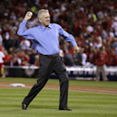 McCarver still analyzing Series, now from home The Associated Press