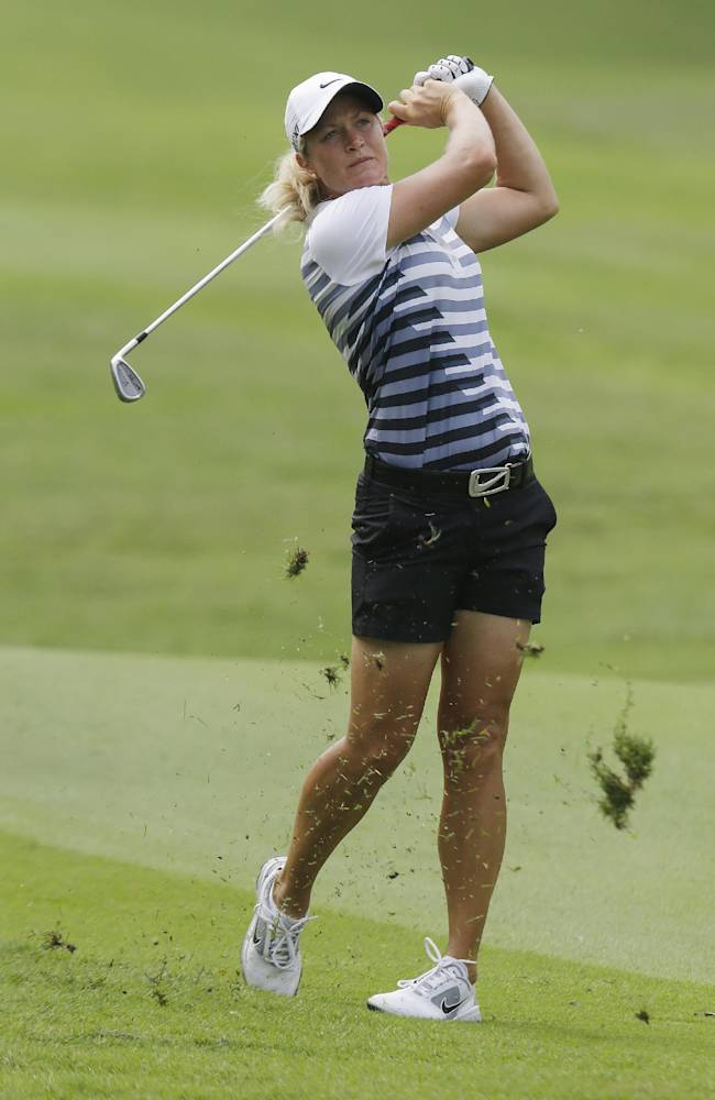 Ilhee Lee leads after 1st round of LPGA Malaysia
