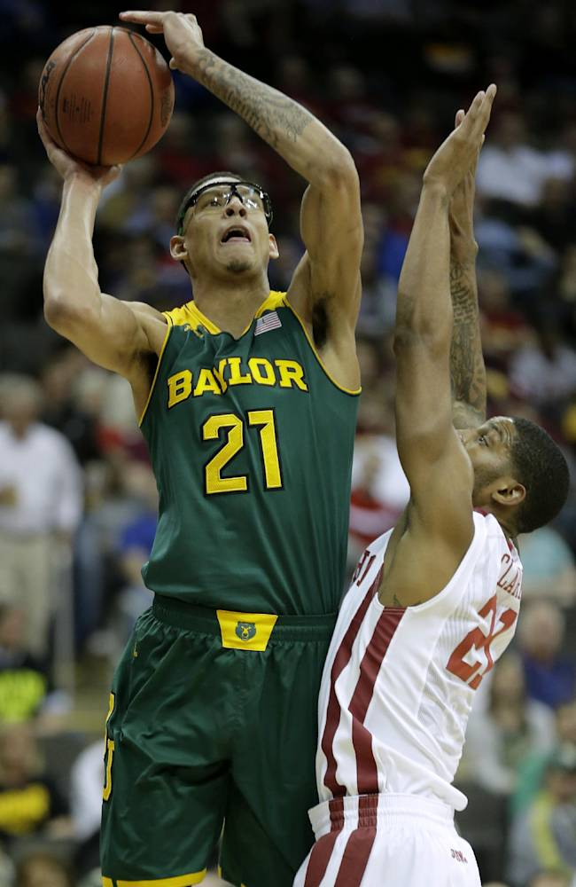 Baylor holds on to down No. 17 Oklahoma, 78-73