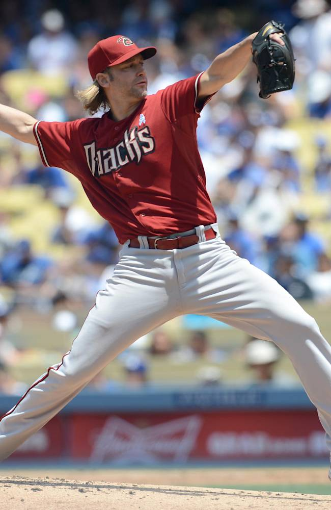 Arroyo hurting after D-Backs' 6-3 victory vs LA