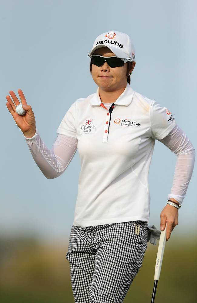 LPGA Founders Cup - Round One