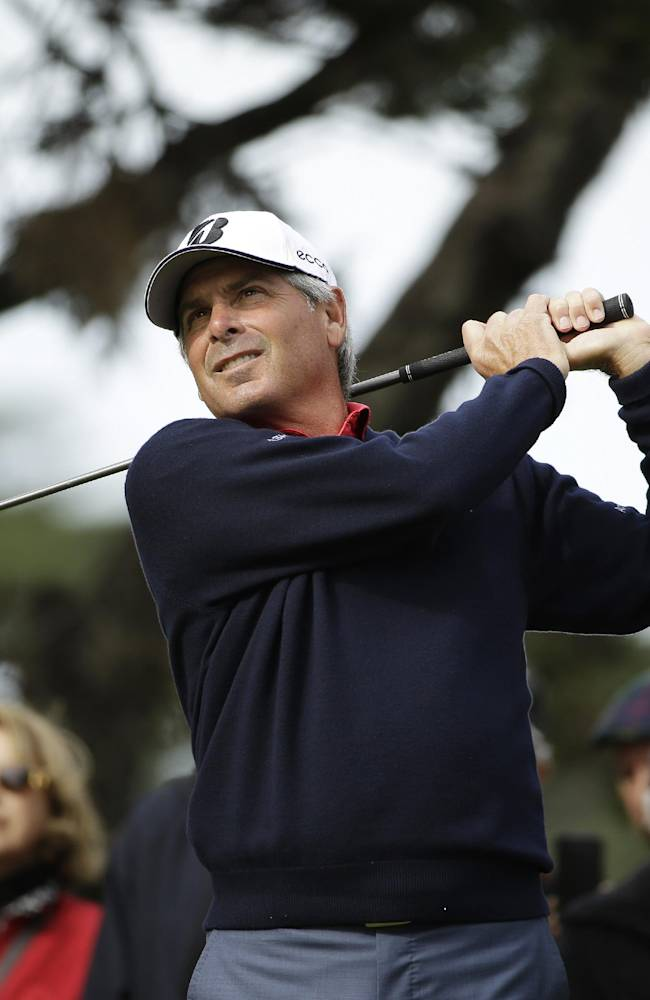 Fred Couples wins Charles Schwab Cup Championship