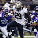Saints taking critical look at first win The Associated Press