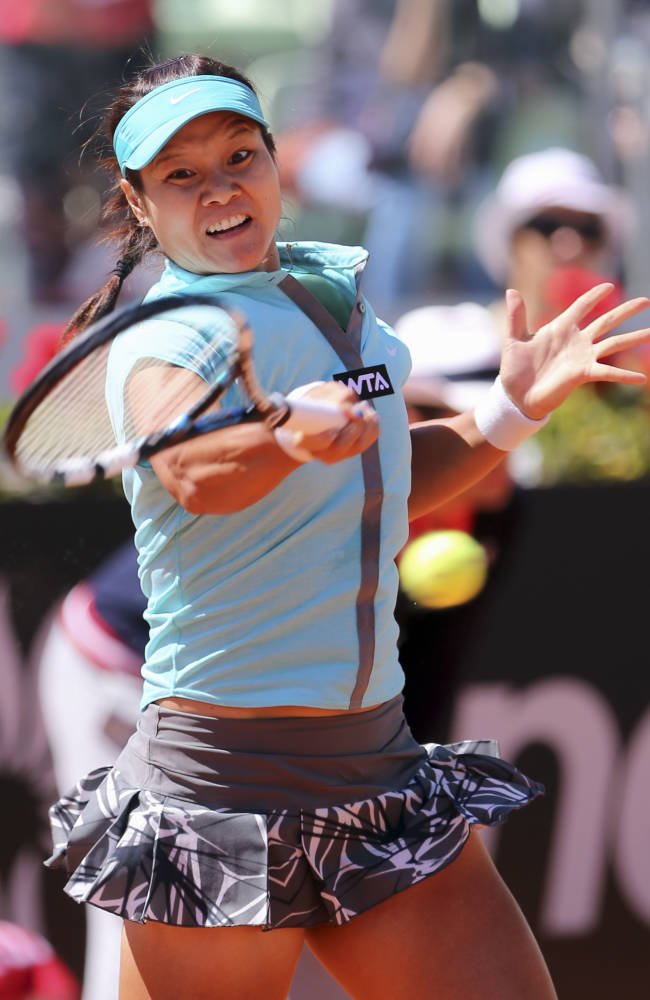Nadal pushed to 3 sets again at Italian Open