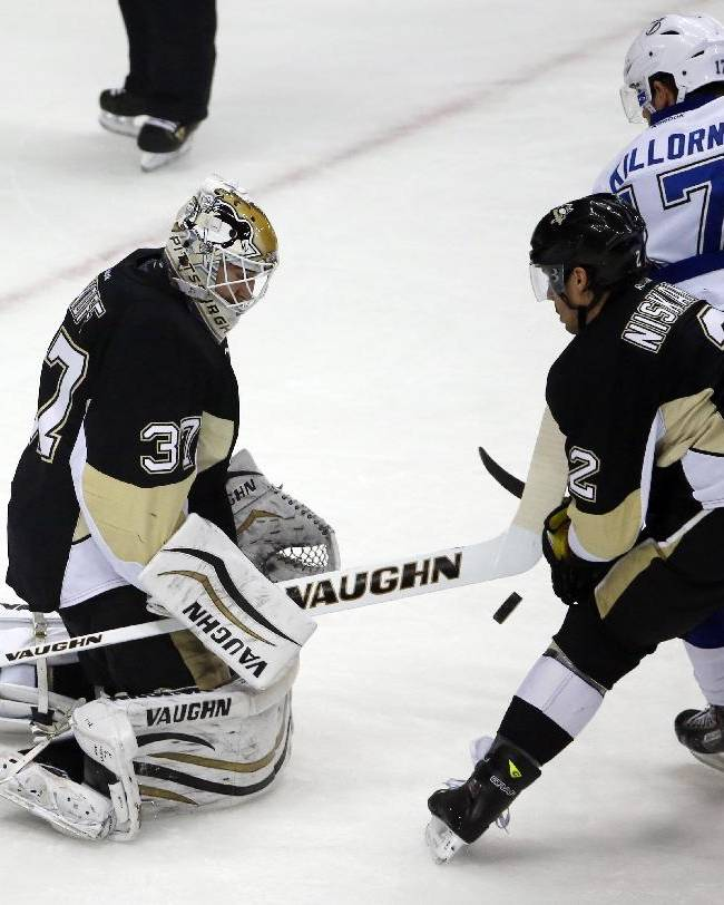 Neal lifts Penguins past Lightning 4-3