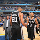 Spurs take 3-0 lead, beat Grizzlies 104-93 in OT (Yahoo! Sports)