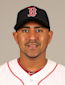 Franklin Morales - Boston Red Sox