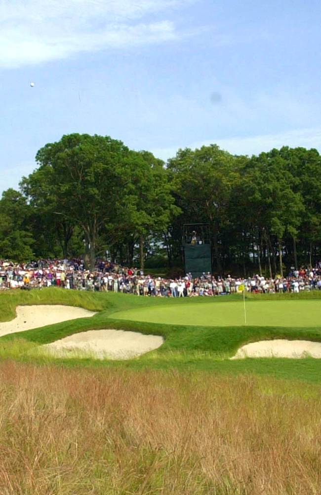 Bethpage Black set to host PGA, Ryder Cup