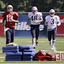 Patriots hope to continue home dominance The Associated Press