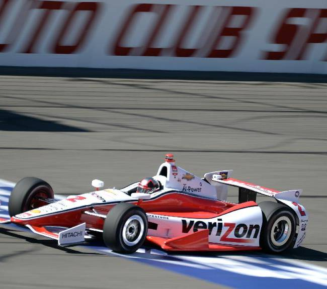Power faces final obstacles in IndyCar title race
