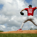 Wainwright throws first bullpen since injury last week The Associated Press