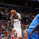 Clippers hold off Thunder 93-90 in opener The Associated Press