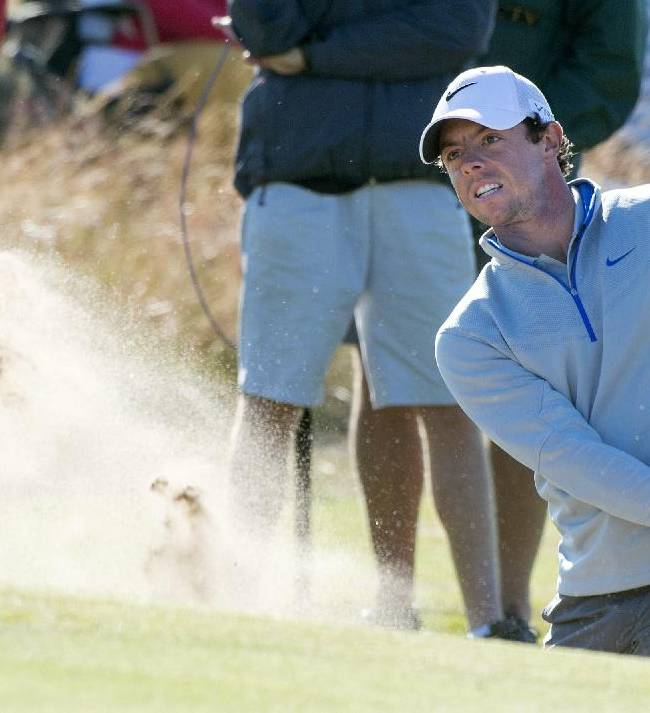 McIlroy has to get past that '2nd-round thing'