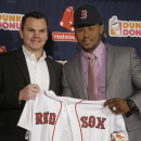 Red Sox contracts with Sandoval and Ramirez The Associated Press