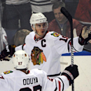 Toews scores 2 in rallying Blackhawks to 4-3 win over Sabres The Associated Press