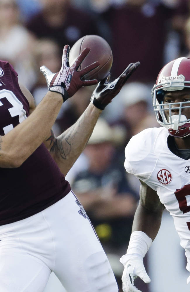Saban, Alabama harping on need for improvement