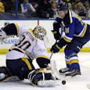 Shattenkirk lifts Blues past Predators in shootout The Associated Press
