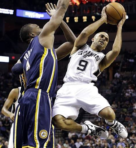 Tony Parker