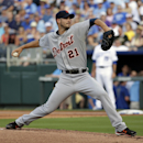 Porcello outduels Shields, Tigers beat Royals The Associated Press