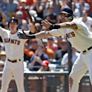 Morse paces Giants to 5-2 win over Phillies The Associated Press