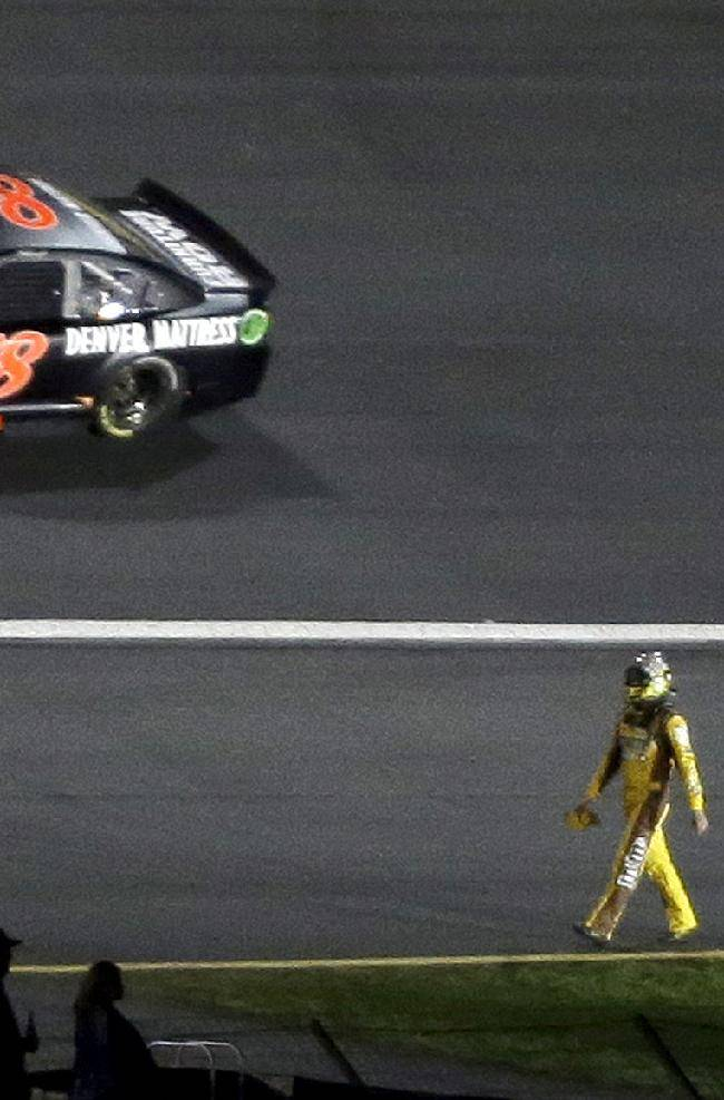 McMurray pulls off surprise win in All-Star race