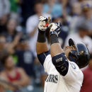 Nelson Cruz leaves game with tight right hamstring The Associated Press