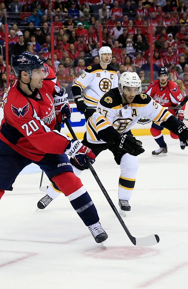 Boston Bruins v Washington Capitals