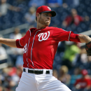 Nats clinch home field on Fister's 3-hit shutout The Associated Press
