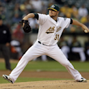 A's Lester holds Phillies to 5 hits in 7 innings The Associated Press