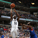 Randolph's double-double leads Grizzlies past Sixers 101-83 The Associated Press