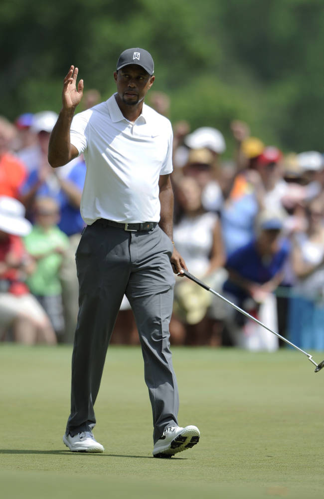 Tiger Woods is back, but where is he going?