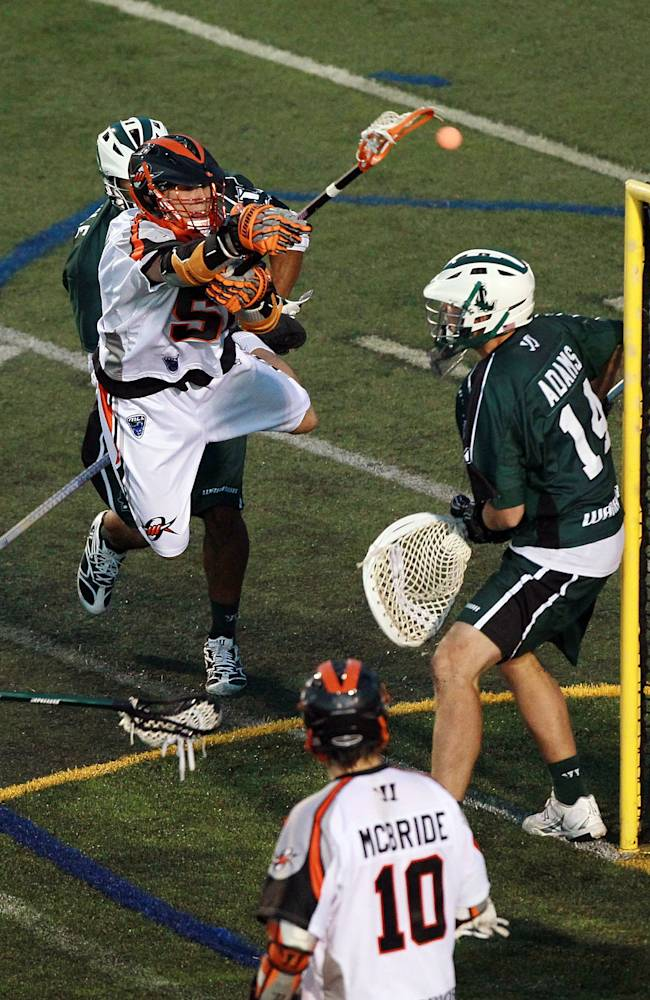 Denver Outlaws v Long Island Lizards