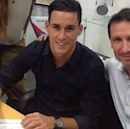 Napoli snaps up Jose Callejon