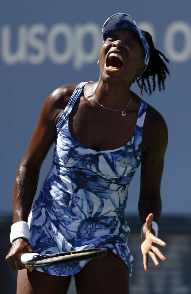 Venus Williams knocked out early in Wuhan Open
