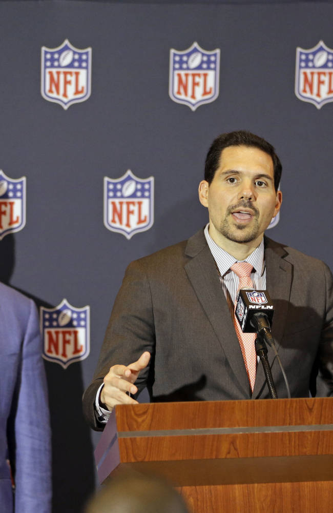 NFL office can help refs with replays