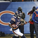 Chicago Bears wide receiver Devin Hester (23) runs on a kick off return during the first half of an NFL football game against the Green Bay Packers, Sunday, Dec. 29, 2013, in Chicago The Associated Press