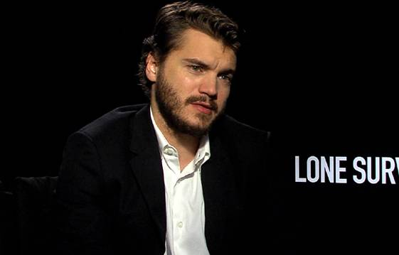 Emile Hirsch Gets Tough For 'Lone Survivor'