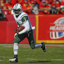 Jets' Vick becomes first QB to 6,000 yards rushing The Associated Press