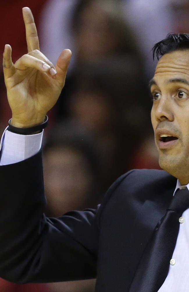 Spoelstra seeks aid for typhoon-struck Philippines