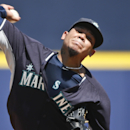 Mariners ace Hernandez officially announced to start opener The Associated Press