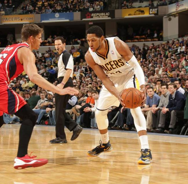 AP Source: Pacers send Granger to 76ers for Turner