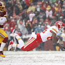 5 things to know after Chiefs rout Redskins 45-10 The Associated Press