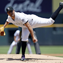 Rockies starter De La Rosa leaves with finger injury The Associated Press