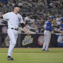 Rangers beat Yanks 5-3 for New York's 10th loss in 11 games The Associated Press