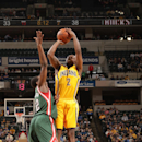 Rodney Stuckey scores 25 points, Pacers beat Bucks in OT The Associated Press