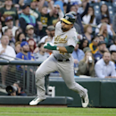 Athletics place Coco Crisp on DL with cervical strain The Associated Press