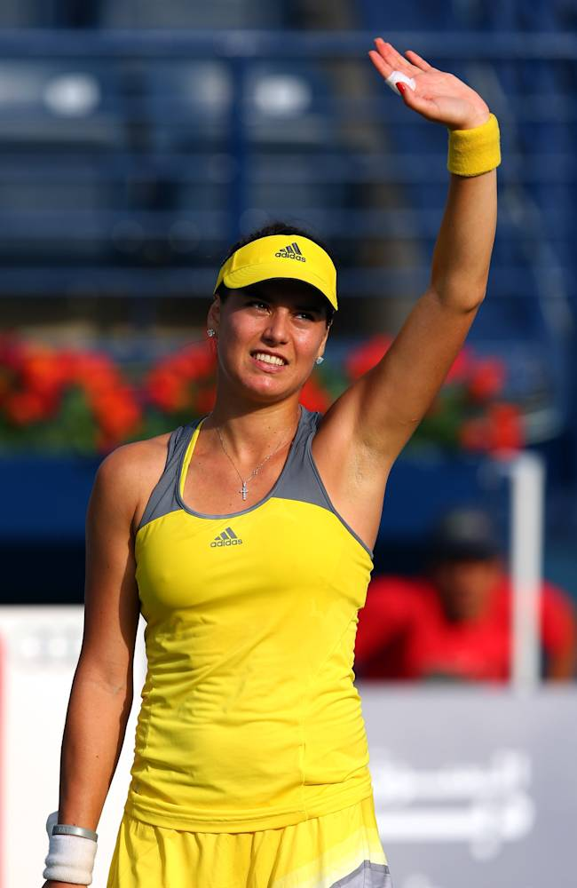WTA Dubai Duty Free Tennis Championship - Day One